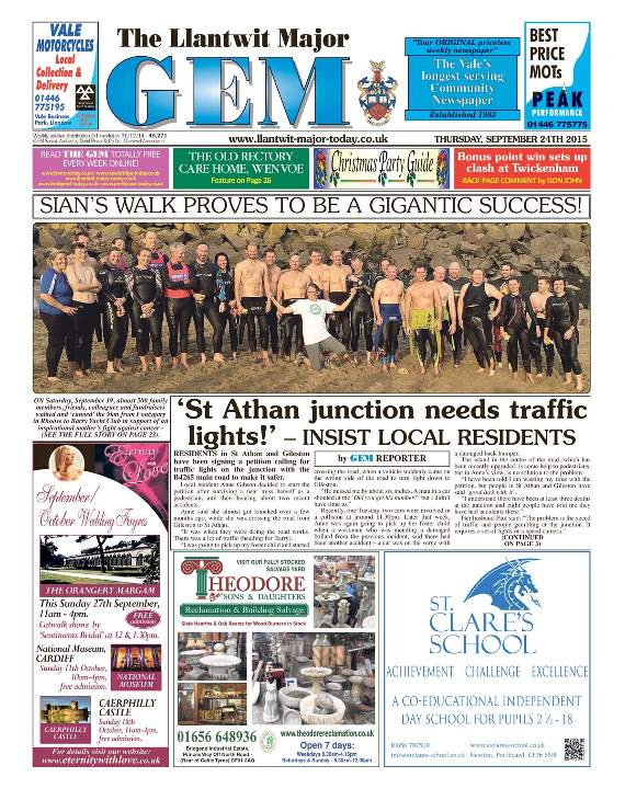 Read The GEM's digital edition on any device - completely FREE