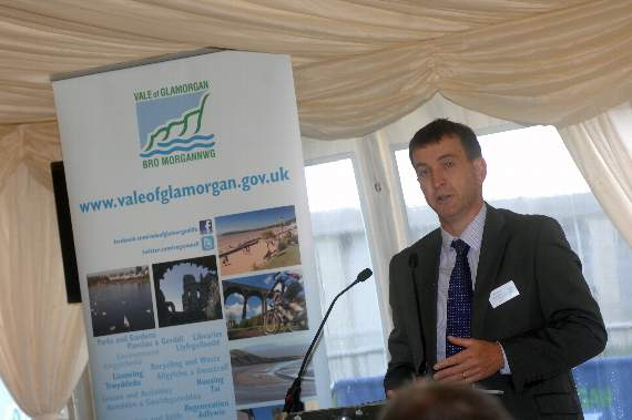 City deal is top of the agenda at the Vale Show business breakfast