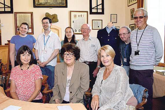 Meet the team at Cowbridge Museum