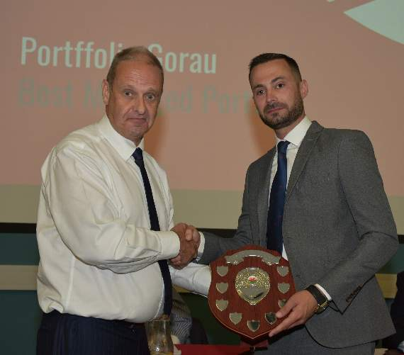 Cowbridge's Ashley Yeo recognised by FUW
