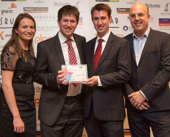 Leekes reveal Welsh Family Business of the Year