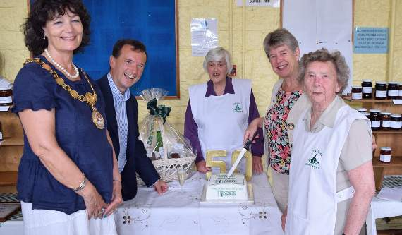 Cowbridge Country Market celebrates 50 years in business
