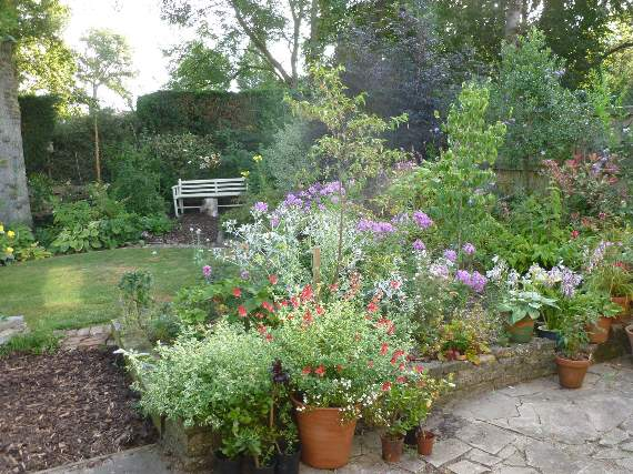 Open gardens in Dinas Powys (July 1/2)