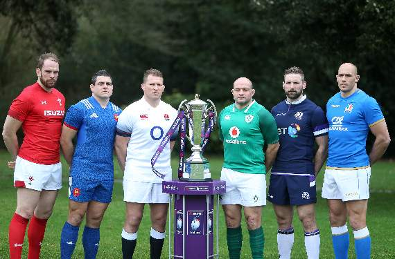 Ireland Gear Up For 6 Nations Clash With France